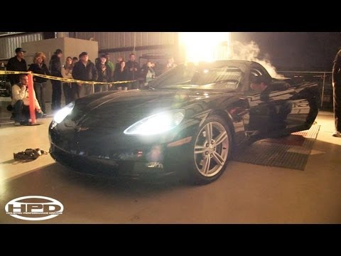 850rwhp C6 Corvette - Serious HP party