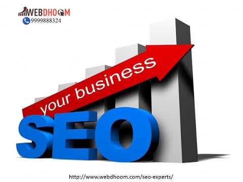 Search Engine Optimization Companies Will Improve your online presence