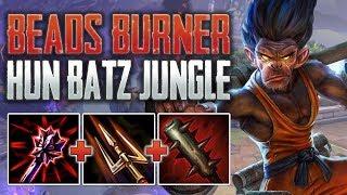 My Favorite Assassin! Hun Batz Jungle Gameplay (SMITE Conquest)