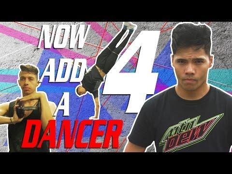 NOW ADD A DANCER 4!