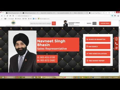 How To Promote a Real Estate Broker/Salespersons Website