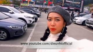 Diệu Nhi_Hàn Quốc_Hướng Dẫn Đi Đảo Nami Tự Túc