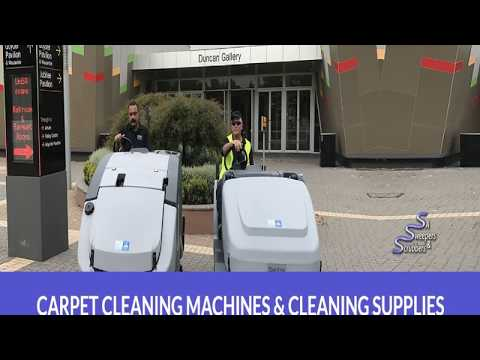 CARPET CLEANING MACHINES & CLEANING SUPPLIES ADELAIDE