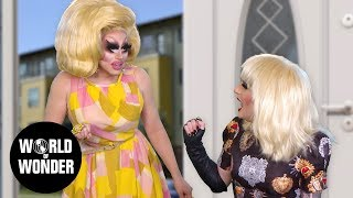 "UNHhhh Ep 82: ""Roommates Pt. 1"" with Trixie Mattel and Katya Zamolodchikova"