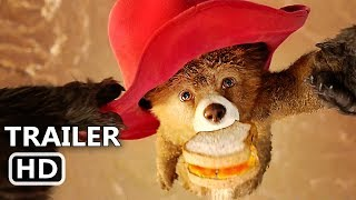 PADDINGTON 2 Official NEW Trailer (2017) Animation, Kids Movie HD