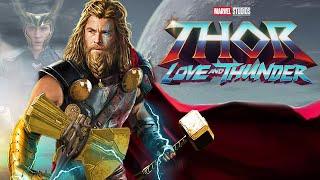 Thor 4 Teaser Trailer Christian Bale Breakdown - 2021 Marvel Movies Easter Eggs