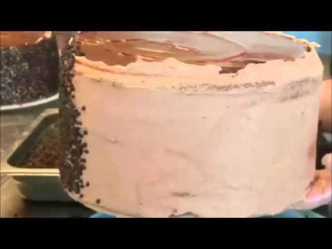 BIG CHEF Chocolate Mouse Cake