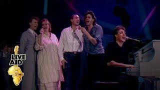 Paul McCartney - Let It Be (Live Aid 1985)