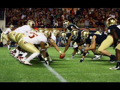 Notre Dame vs Florida State Pump up Video