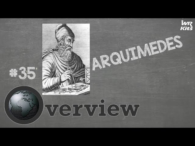 ARQUIMEDES | Overview #35
