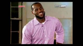 LeBron James Is Gay! Shocking Interview on