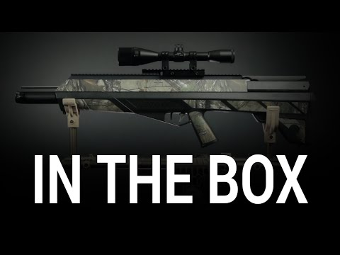 Benjamin Pioneer Airbow How To, Chapter 1 - What's In The Box