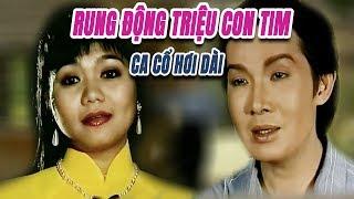 Hai giọng hát Ca Cổ Hơi Dài rung động triệu con tim   Vũ Linh Ngọc Huyền Kim Tử Long