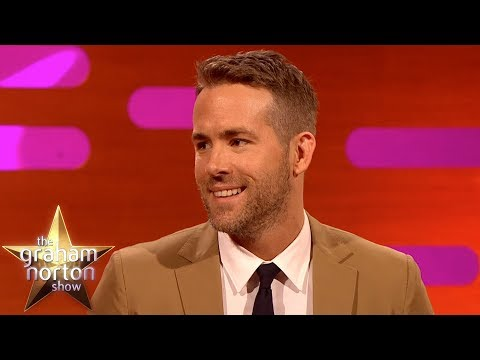 Ryan Reynolds Explains the Deadpool Leak | Best of The Graham Norton Show