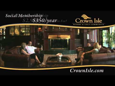 Crown Isle Resort Golf Membership