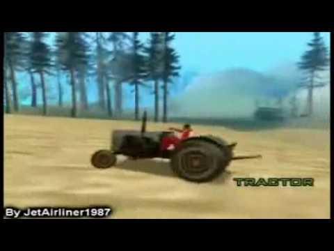 Loquendo - Un Dia En El Campo (GTA San Andreas) Por JetAirliner1987