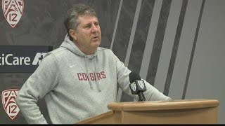 Leach responds to missed targeting call, preps for Utah