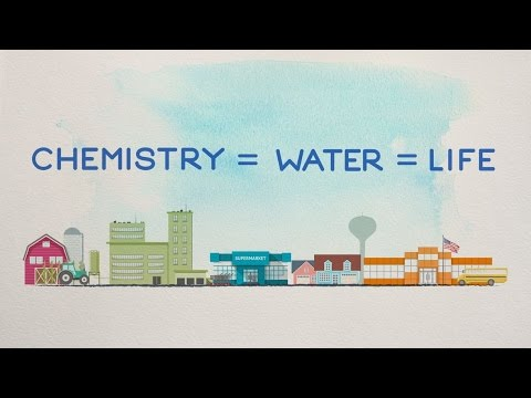 #CleanWater: Brought to You by Chemistry