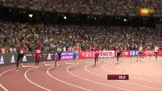 Nicholas Bett 47.79 Gold 400m hurdles HD Slow Motion Repeat