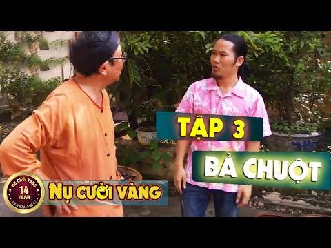 Hài Vượng Râu Mới Nhất - Bả Chuột | Tập 3 - Phim Hài Vượng Râu, Trà My, Tạ Am