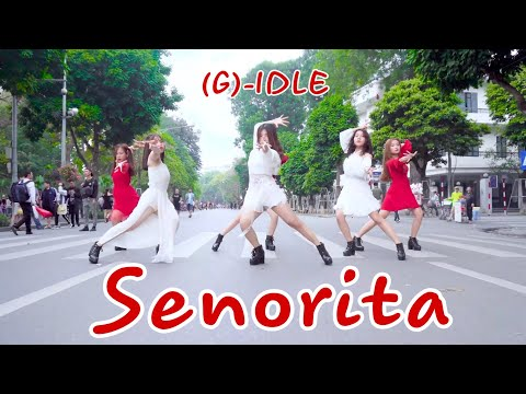 [KPOP IN PUBLIC CHALLENGE] (G)I-DLE((여자)아이들) _ Senorita | Dance Cover by Fiancée | Vietnam