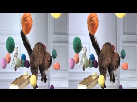 Samsung 3D Demo - Time Magician