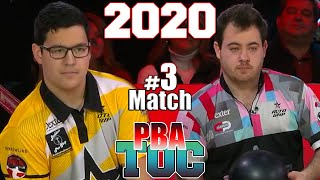 Bowling 2020 Tournament of Champions MOMENT - Game 3