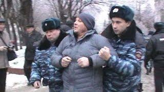 Задержание националистов в Волгограде