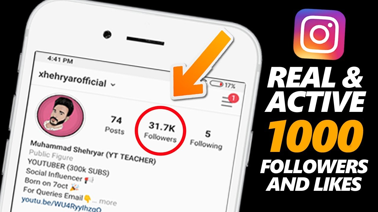 how to increase free instagram followers and likes 2020 instagram likes and follower kaise badhaye youtube Bao Quach Instagram Followers