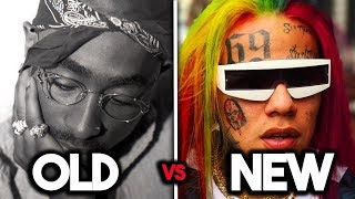 Hip Hop Old School VS Hip Hop New School