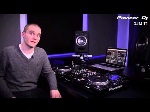 DJM-T1 Traktor 2.6 Support with Firmware 3.0 + New Low Price