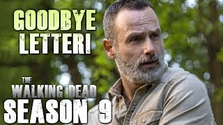 Andrew Lincoln's Goodbye Letter to Fans! - My Thoughts