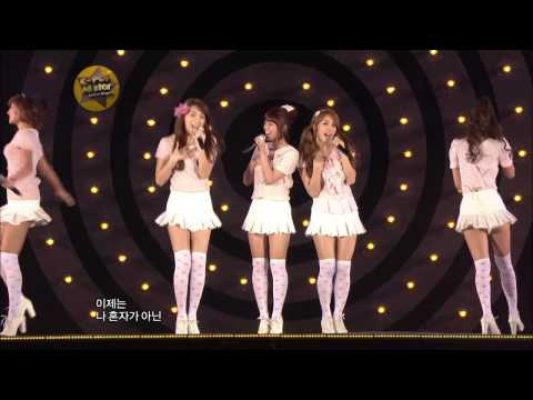 【TVPP】KARA - 'Couple(Sechs Kies) with INFINITE', 카라 - 커플 @ K-POP All Star Live in Niigata