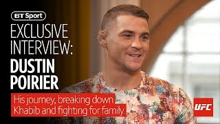 Dustin Poirier full interview (2019) | How to beat Khabib, and his journey to the top