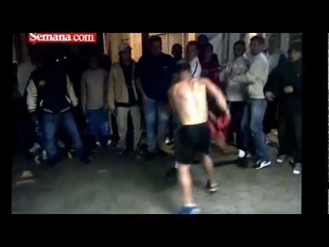 Las peleas de  La Picota, carcel de