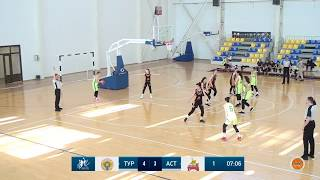 "Сhampionship among women's teams - General tour: ""Turan"" - ""Astana Tigers"""