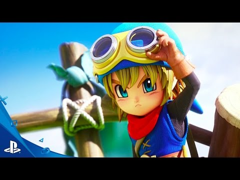 Dragon Quest Builders Trailer