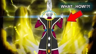How Did Whis ACTUALLY Do This? (Something YOU Missed in Broly Movie)