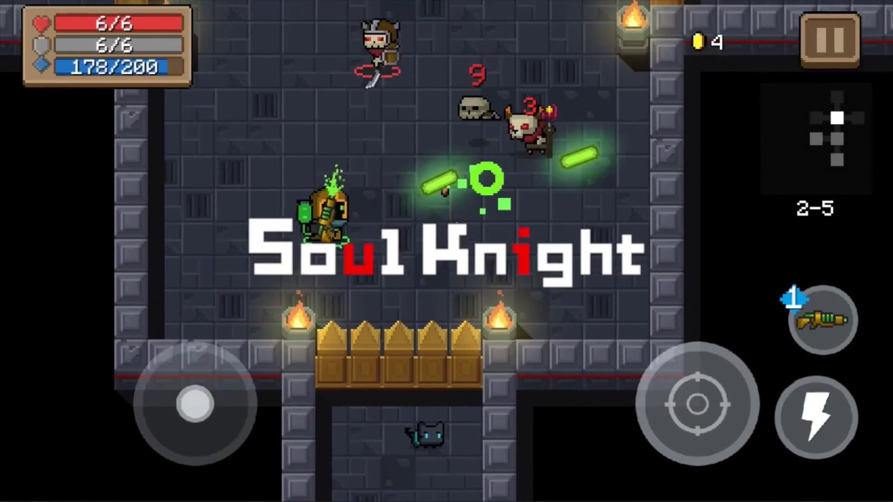 즐겨보세요 Soul Knight on PC 2
