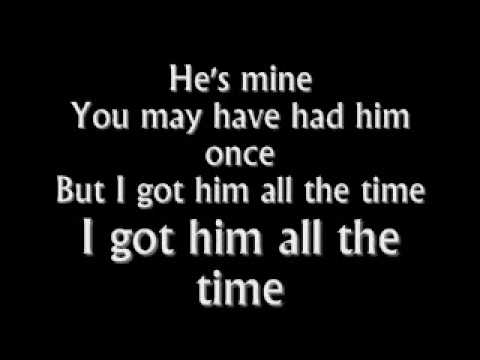 MoKenStef - He's Mine Lyrics