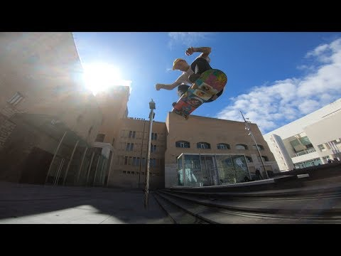 GoPro Skate: Best Moments of Spains MACBA Life 2018