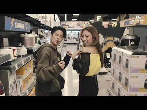 [STATION] R3hab X f(AMBER+LUNA) 'Wave' MV Making Film