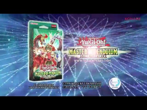 Yu-Gi-Oh! Structure Deck - Master of Pendulum