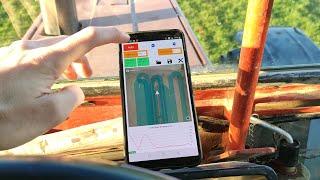 Selfmade Autosteer Demo Tour #GPS #RTK