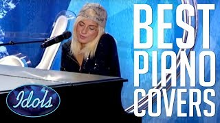 7 BEST PIANO COVER AUDITIONS EVER | American Idol & Nouvelle Star | Idols Global