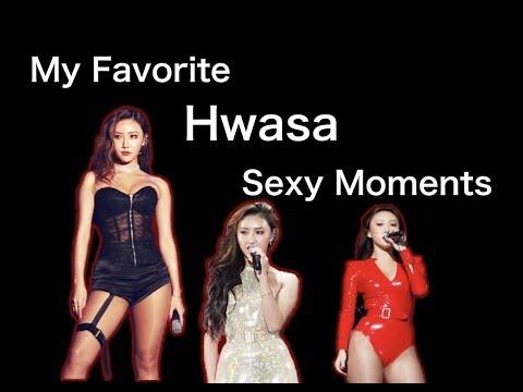 Mamamoo Hwasa Sexy Moments Part 1
