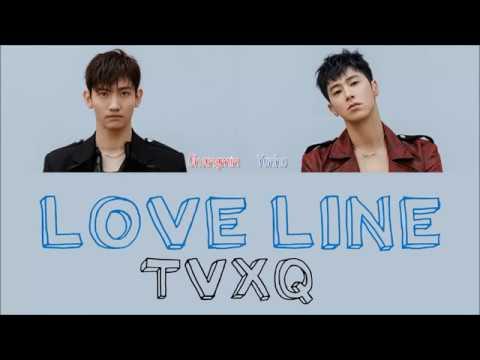 TVXQ - Love Line [Hang, Rom & Eng Lyrics]