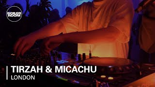 Tirzah & Micachu Boiler Room London DJ Set + Live PA