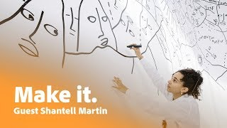 Shantell Martin: Empowering Audiences to Discover Their Creative Voice | Adobe Creative Cloud