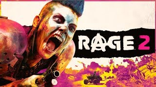 RAGE 2 – Trailer d'annuncio